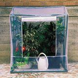 Come costruire una piccola serra sul balcone giardino - Costruire una serra in casa ...